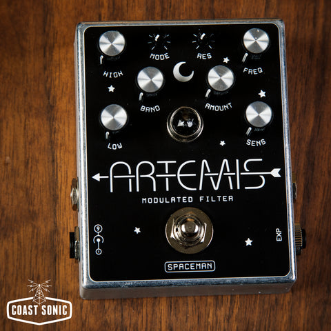 Spaceman Effects Artemis Modulated Filter