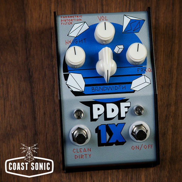 Stone Deaf FX PDF-1X Parametric Distortion Filter