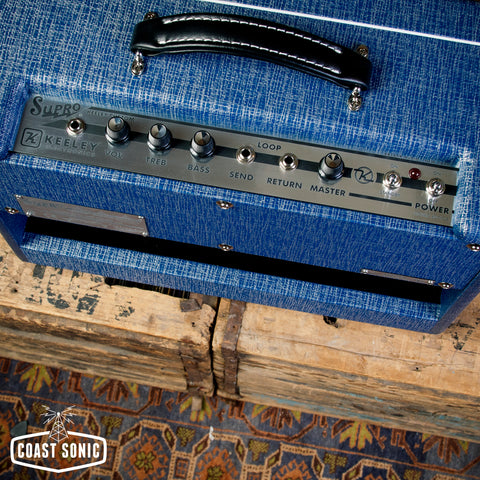 Supro 1970RK Keeley Custom  Amplifier