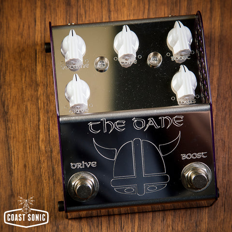 Thorpy FX The Dane Overdrive & Boost