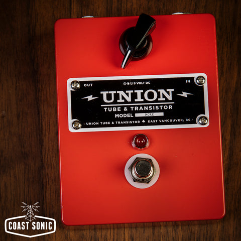 Union Tube & Transistor More Preamp *beancounter edition