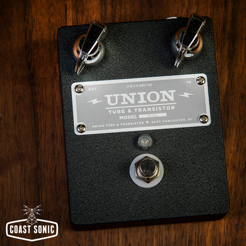 Union Tube & Transistor Shiny *beancounter edition