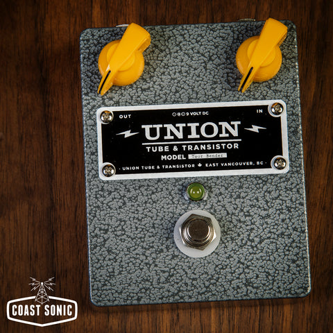 Union Tube & Transistor Tour Bender *beancounter edition