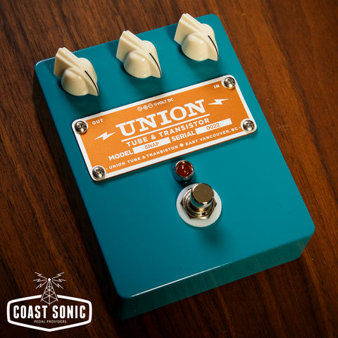 Union Tube & Transistor Snap Treble Booster