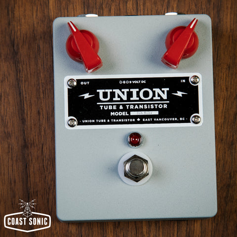 Union Tube & Transistor Sub Buzz *beancounter edition