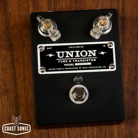 Union Tube & Transistor Tone Druid *beancounter edition