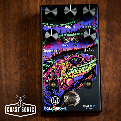 Walrus Audio Polychrome Flanger