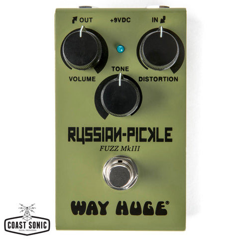 Way Huge Smalls Russian-Pickle Fuzz Mini