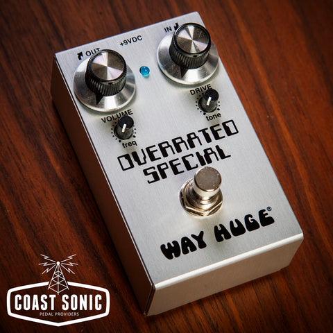 Way Huge Smalls Overrated Special Overdrive Mini