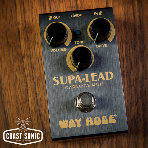 Way Huge Smalls Supa-Lead Overdrive