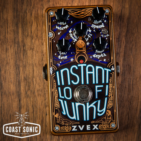 Zvex Effects Instant Low-Fi Junky Vertical