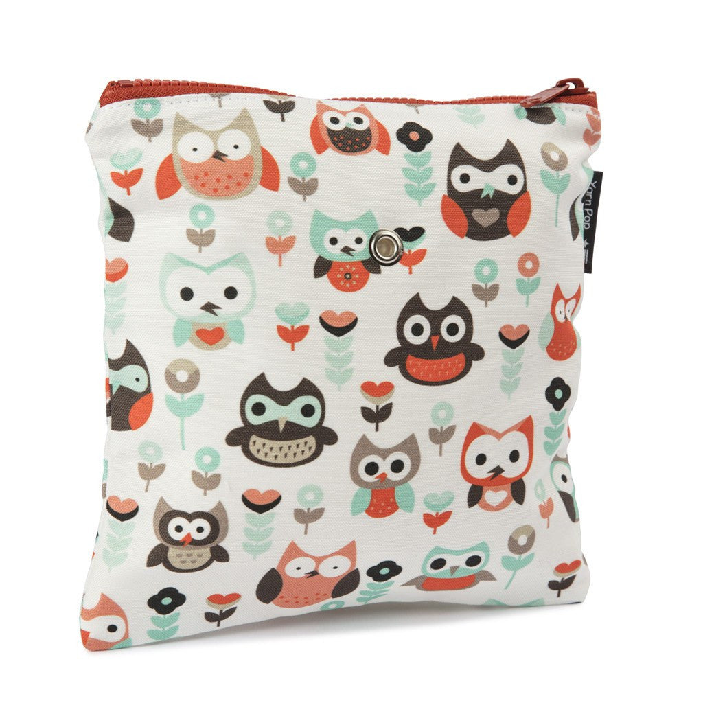 Solo™ Knitting Bag: Owl Jamboree
