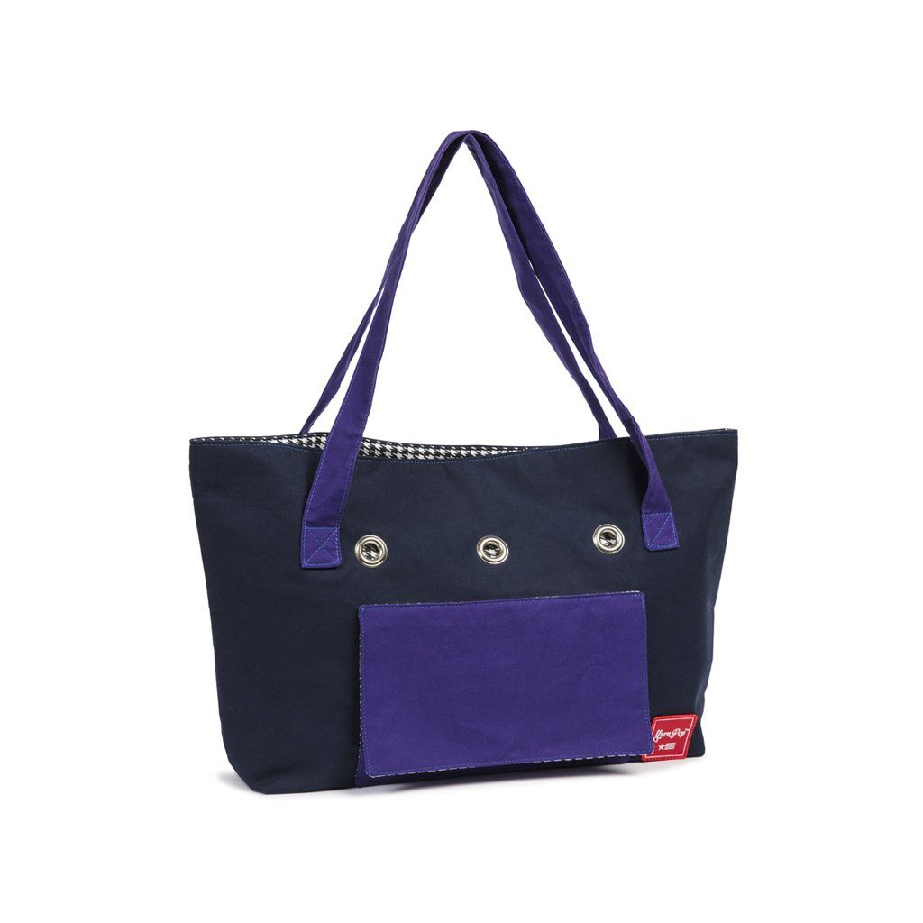 Very Big Bag: Purple+Blu