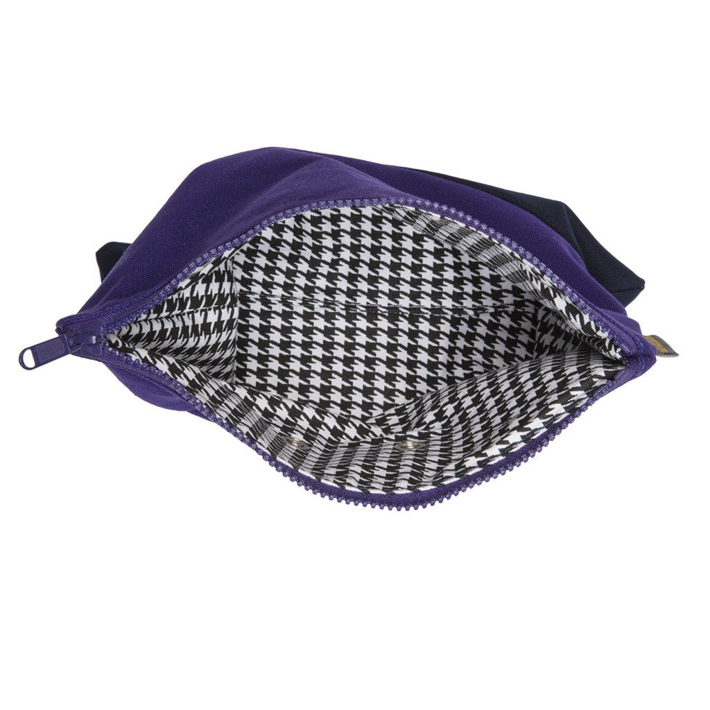 90205de271 Yarn Pop - Duo™ Knitting Bag - PURPLE+BLU