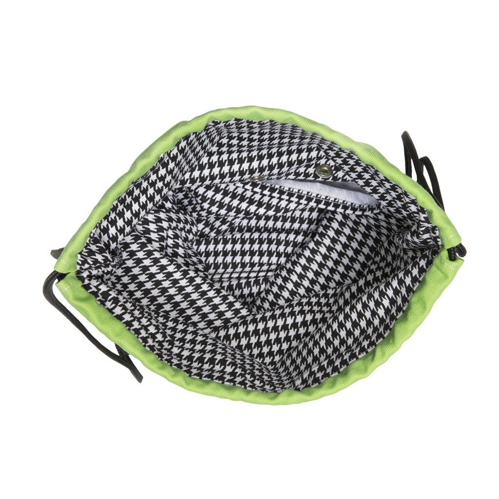 Trekker Knitting Bag - GREEN+GREEN