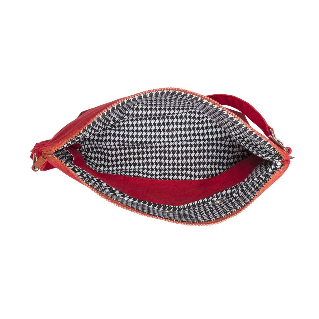 Totable Knitting Bag - RED+RED