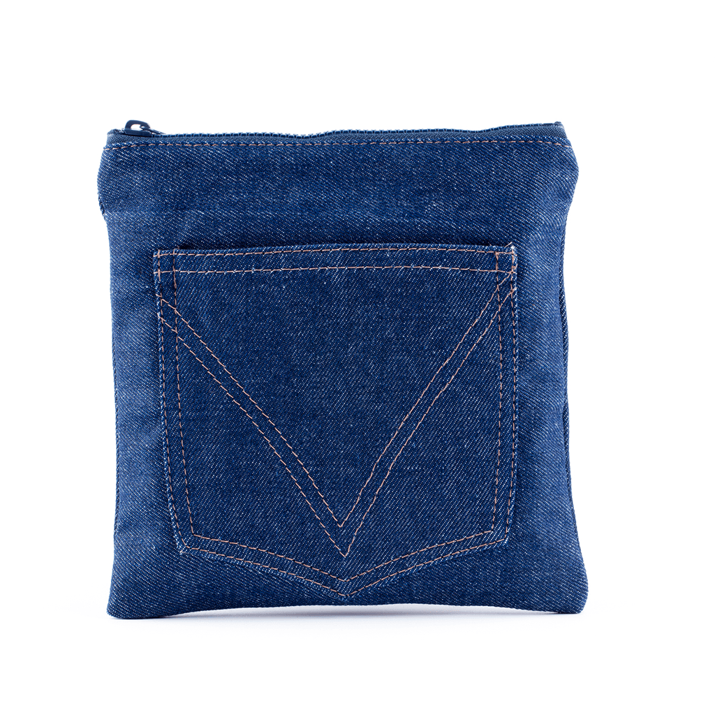 Solo™ Knitting Bag - Forever Denim