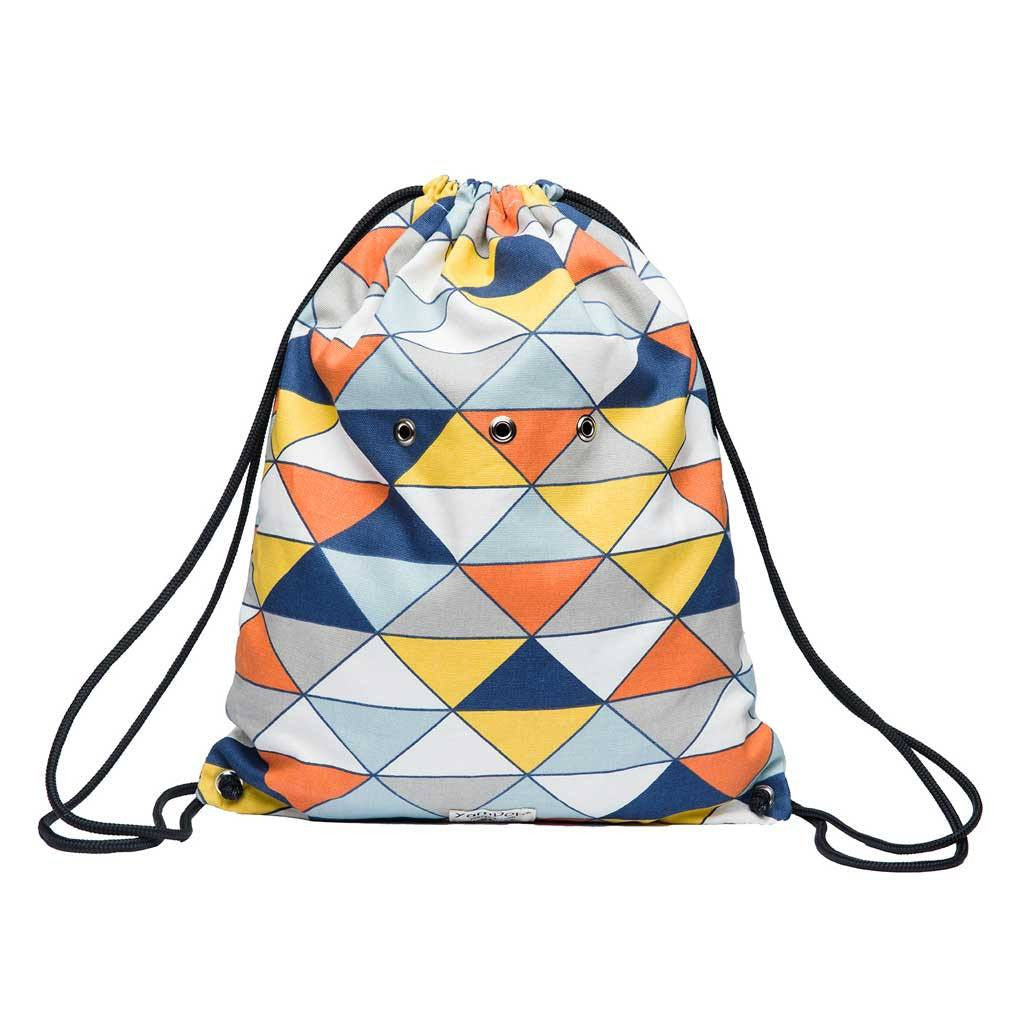 Yarn Pop - Trekker Knitting Bag - Decade