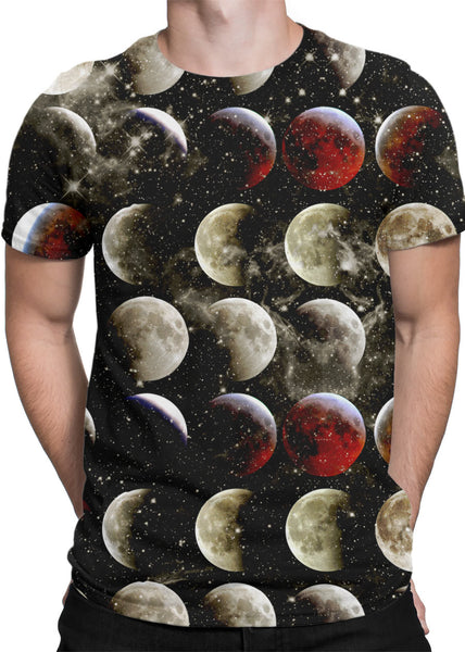 Blood Moon all-over print shirt main