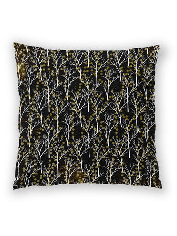 Gold Forest all-over print pillow