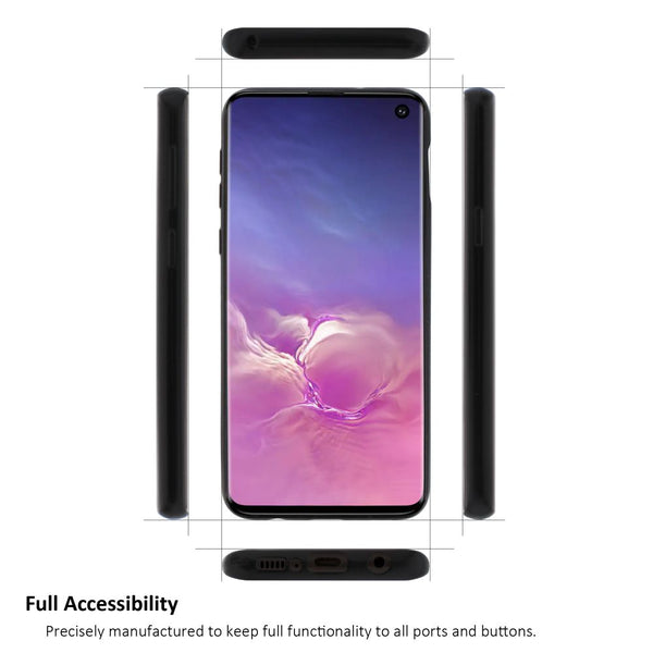 Galaxy S10e Essential Case M-Gel Metallic TPU Gel Series Cover - ModeBlu