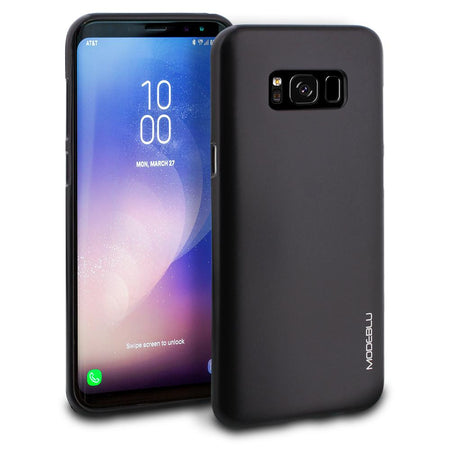 Galaxy Note 8 Case M-Gel Metallic TPU Gel Series Cover - ModeBlu