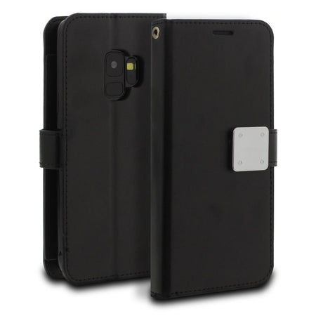 iPhone 8 Plus Case Mode Diary Wallet Cover - ModeBlu