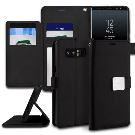 Galaxy Note 5 Case Mode Diary Wallet Cover - ModeBlu