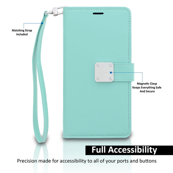 iPhone 11 Pro Case Mode Diary Wallet Cover - ModeBlu
