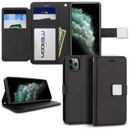 Galaxy S9 Case Mode Diary Wallet Cover - ModeBlu
