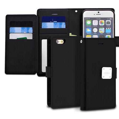 iPhone 6s Case Mode Diary Wallet Cover - ModeBlu