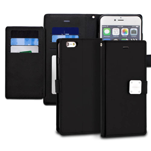 iPhone 6s Plus Case Mode Diary Wallet Cover - ModeBlu