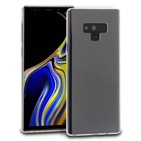 Galaxy Note 9 Case M-Gel Metallic TPU Gel Series Cover - ModeBlu