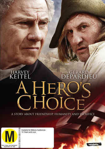 A Heros Choice (DVD)