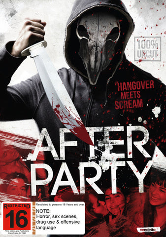 Afterparty (DVD)
