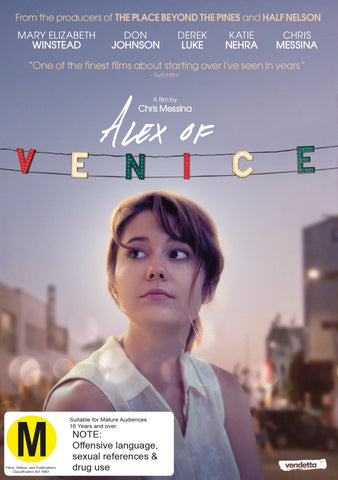 Alex of Venice (DVD)