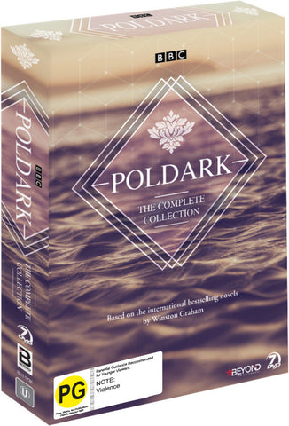 Poldark The Complete Collection (7DVD)