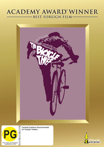 The Bicycle Thief (DVD)
