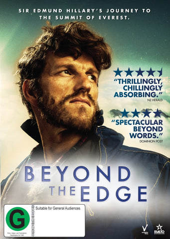 Beyond The Edge (DVD)