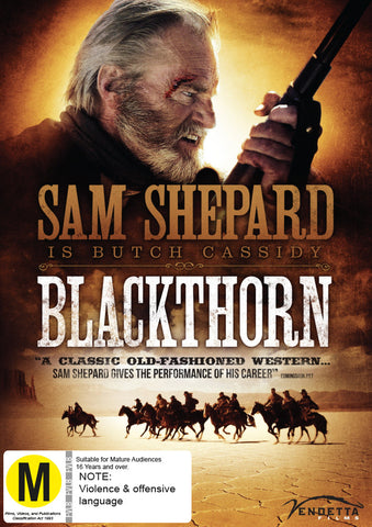 Blackthorn (DVD)