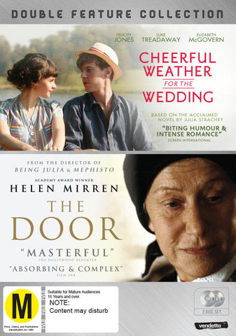 Double Pack: Cheerful Weather for the Wedding & The Door (2DVD)
