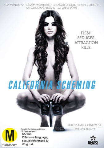 California Scheming (DVD)