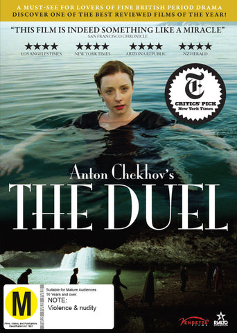 Anton Chekov's The Duel (DVD)