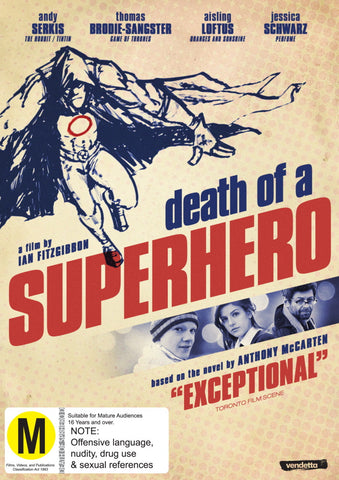 Death Of A Superhero (DVD)