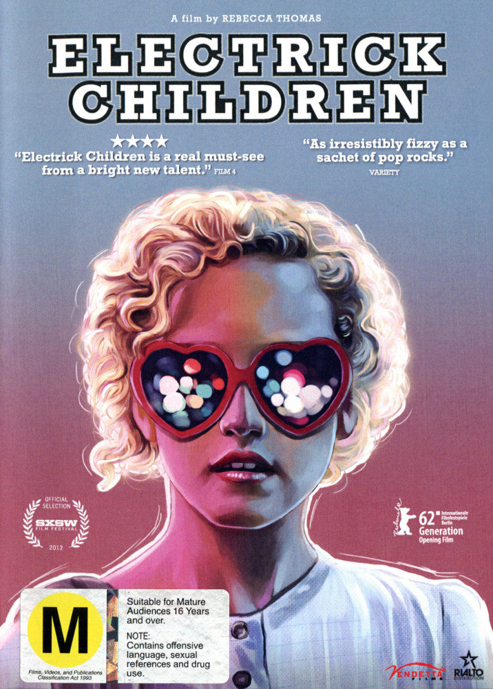 Electrick Children (DVD)