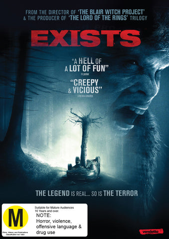 Exists (DVD)