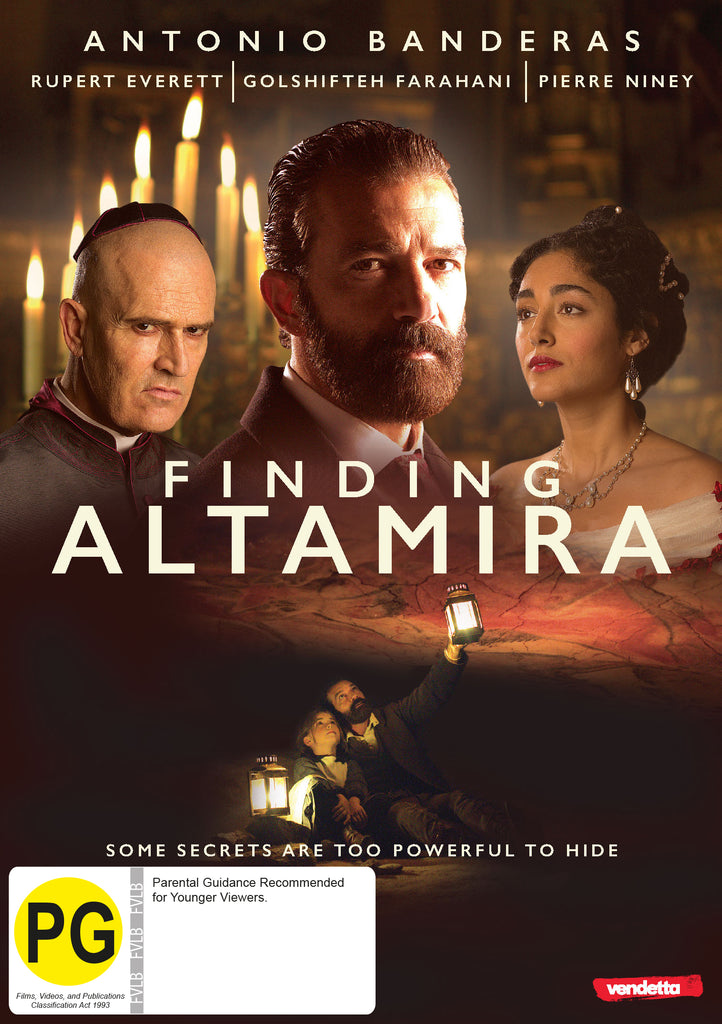 Finding Altamira (DVD)