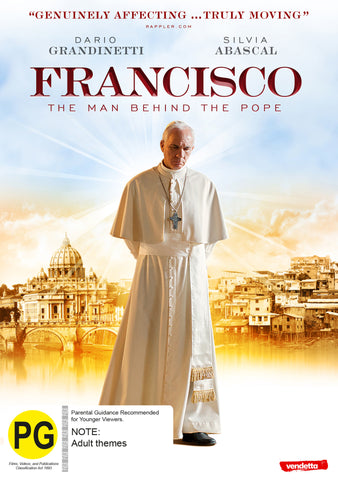 Francisco: The Man Behind The Pope (DVD)