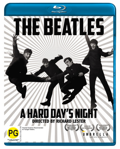 A Hard Days Night (Blu-ray)