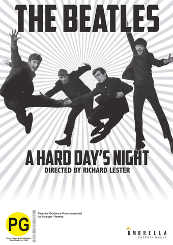 A Hard Days Night (DVD)